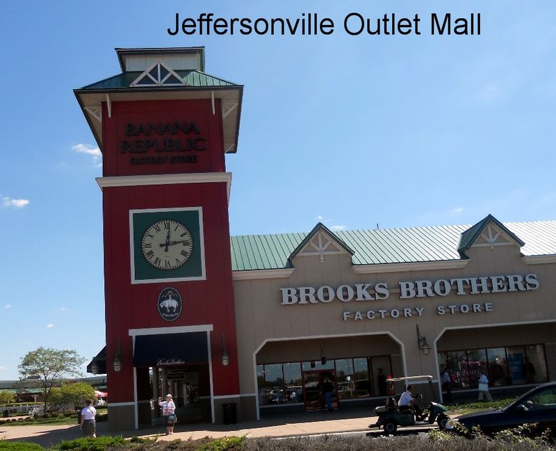 And, Prime Outlets Jeffersonville