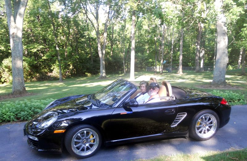 Porsche Michael and Mary 7302011